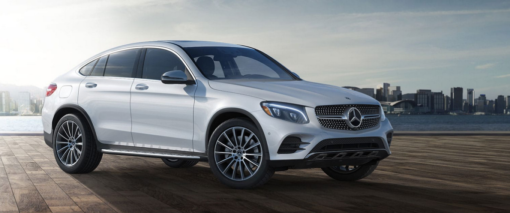New 2019 Mercedes-Benz GLC 300 Coupe