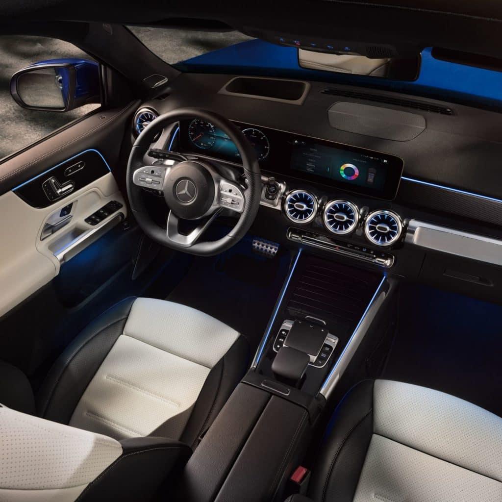 Meet The All New Mercedes Benz Glb Suv Mercedes Benz Of Oklahoma City