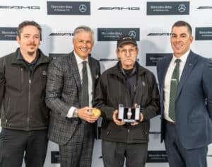 mercedes-Benz Awards for Service Technicians in OKC