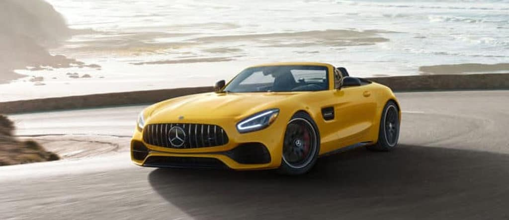 New 2020 Mercedes-Benz AMG® GT Coupe