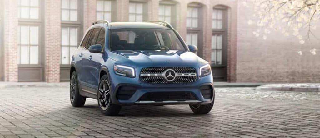 New 2020 Mercedes-Benz GLB 250 SUV