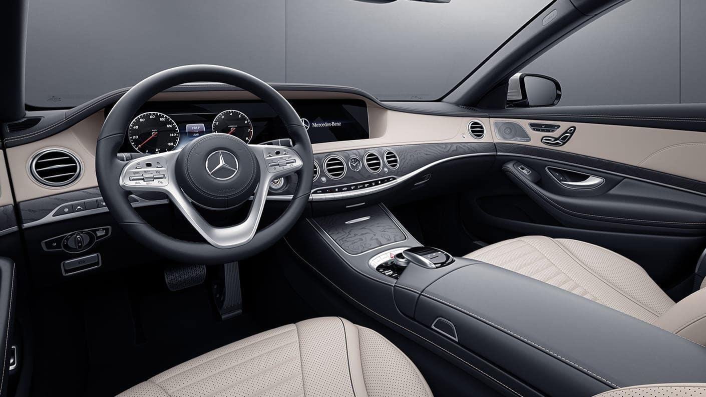 Schedule a Mercedes-Benz Test Drive in Oklahoma City