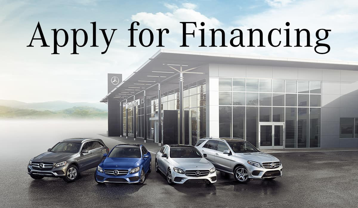 Apply for Financing at Mercedes-Benz of Oklahoma City