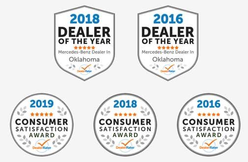 Dealer Rater Awards
