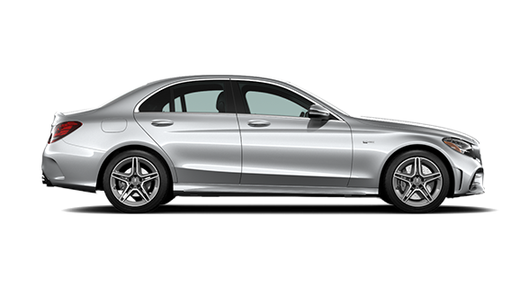 New 2021 Mercedes-Benz AMG® C 43 Sedan