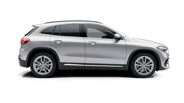 New 2021 Mercedes-Benz AMG® GLA 35 SUV