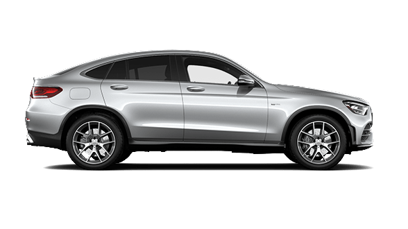 New 2021 Mercedes-Benz AMG® GLC 43 Coupe