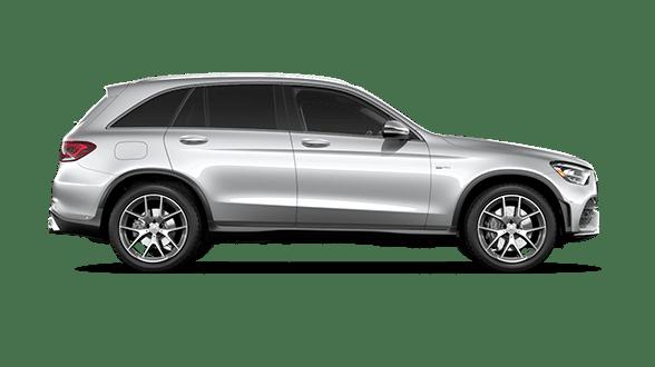 New 2021 Mercedes-Benz AMG® GLC 43 SUV