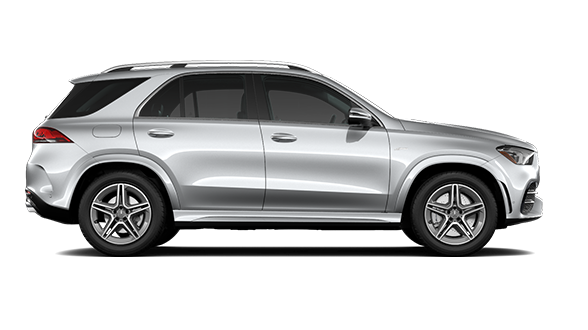 New 2021 Mercedes-Benz AMG® GLE 53 SUV