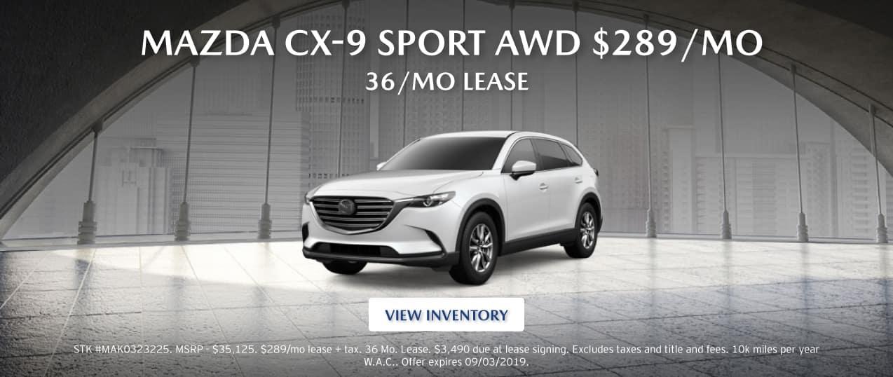 Mazda CX-9 Sport AWD