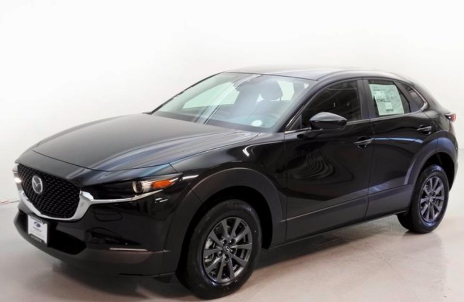 New 2021 Mazda CX-30 S AWD