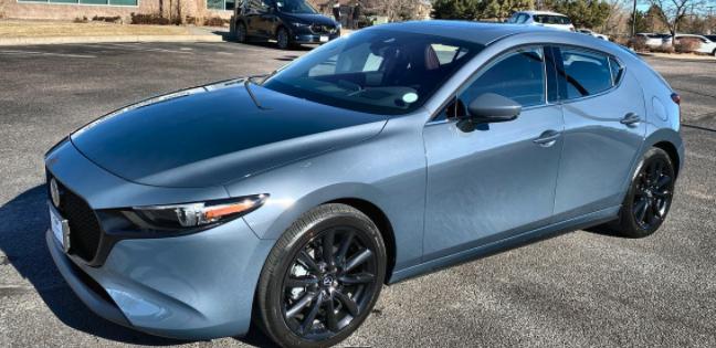 New 2021 Mazda3 Select AWD Hatchback