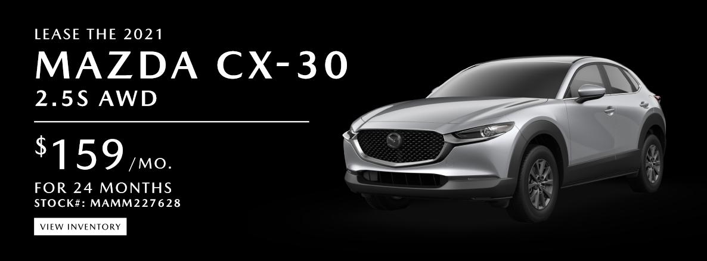 McDonald-Mazda- CX-30