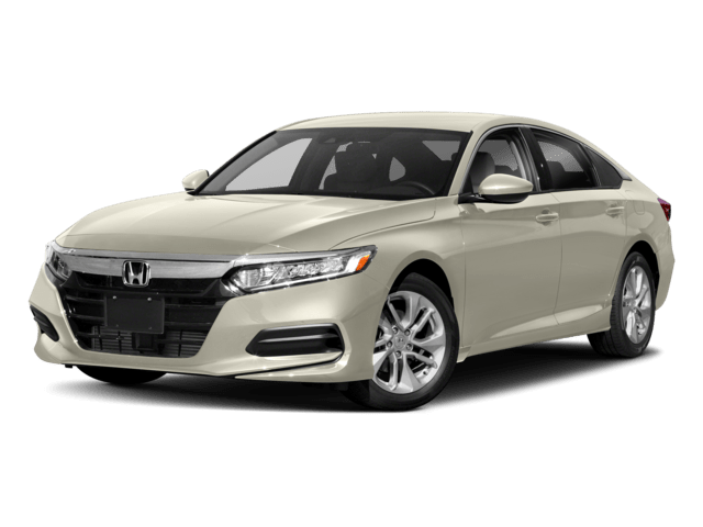 New 2018 Honda Accord LX Sedan Auto