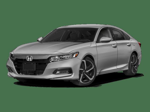 New 2018 Honda Accord Sport 1.5T 2WD Auto