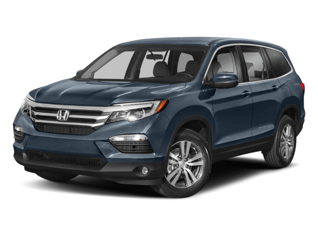 New 2018 Honda Pilot EX Auto AWD