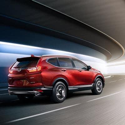 2018 Honda CR-V Molten Lava Pearl
