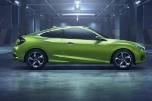 2018 Honda Civic Driving Features