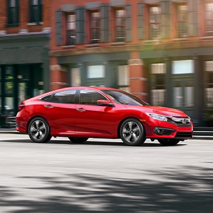 2018 Honda Accord Radiant Red Metallic