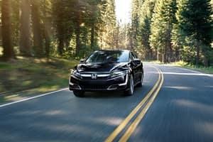 2018 Honda Clarity Commuting