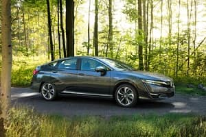 2018 Honda Clarity Fuel Efficiency