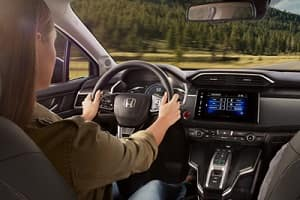 2018 Honda Clarity Driver Assist Technology