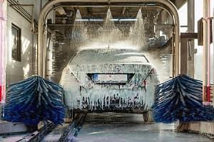 Low Environmental Impact Car Wash