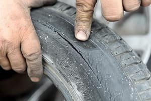 Experiencing Tire Rot