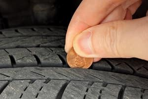 Penny Test for Your Tires