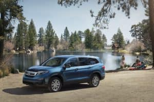 2019 Honda Pilot dealer near me