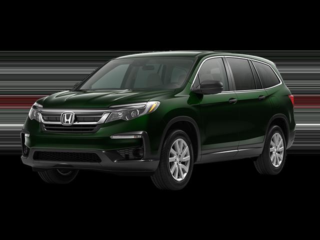 New 2019 Honda Pilot LX 2WD Auto