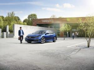 Honda Civic West Covina