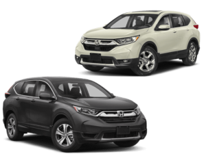 2019 Honda CR-V vs 2019 Kia Sorento