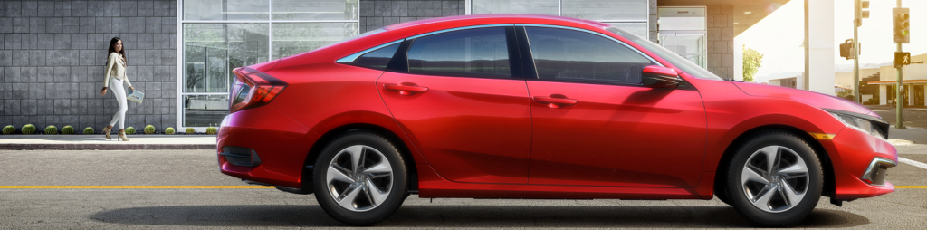 2019 Honda Civic vs Kia Forte