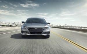 2019 Grey Honda Accord Review