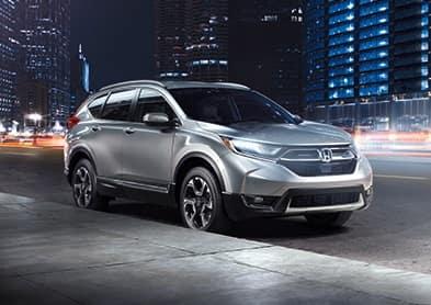 2019 Honda CR-V LED Headlights