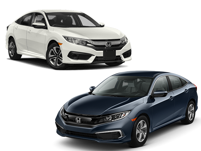 2018 / 2019 Honda Civic Special APR