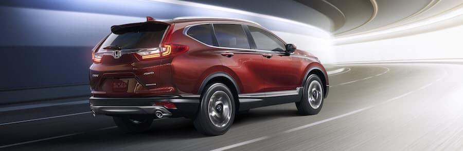 2019 Honda CR-V vs Subaru Forester