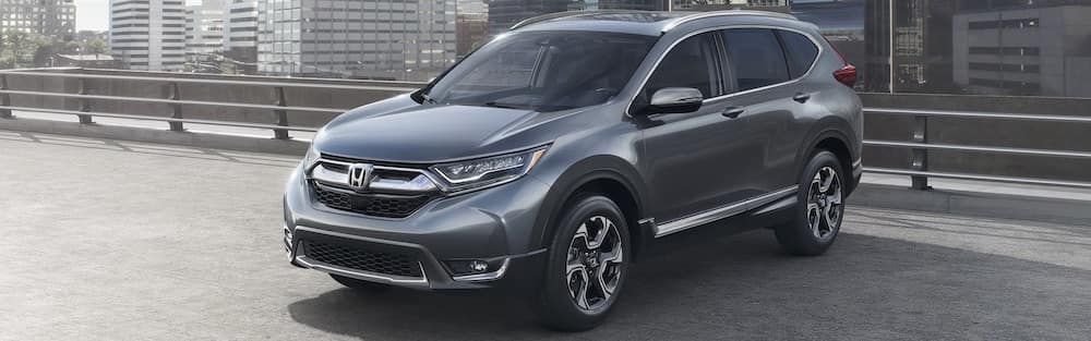 Review of 2019 Honda CR-V Trim Levels