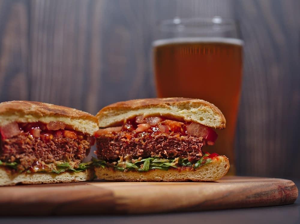 Plant-Based Burger