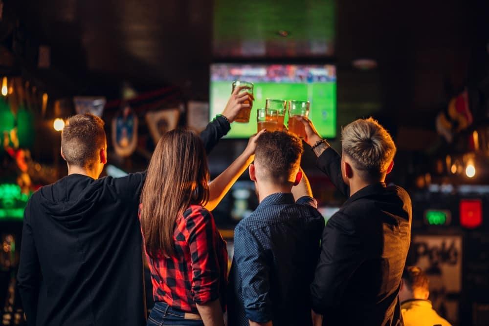 Sports Bar Covina CA