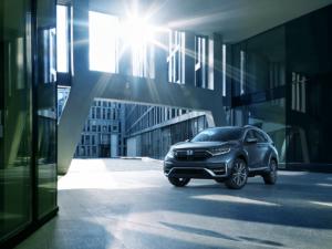 2020 Honda CR-V Hybrid vs Toyota RAV4 Hybrid
