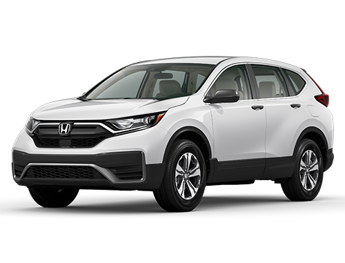 New 2020 Honda CR-V LX 2WD Auto