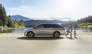 Honda Odyssey Montclair CA
