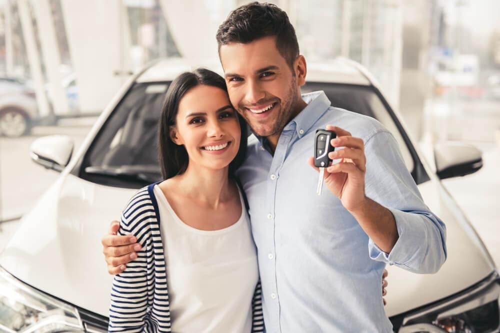 Buying from Car Dealership