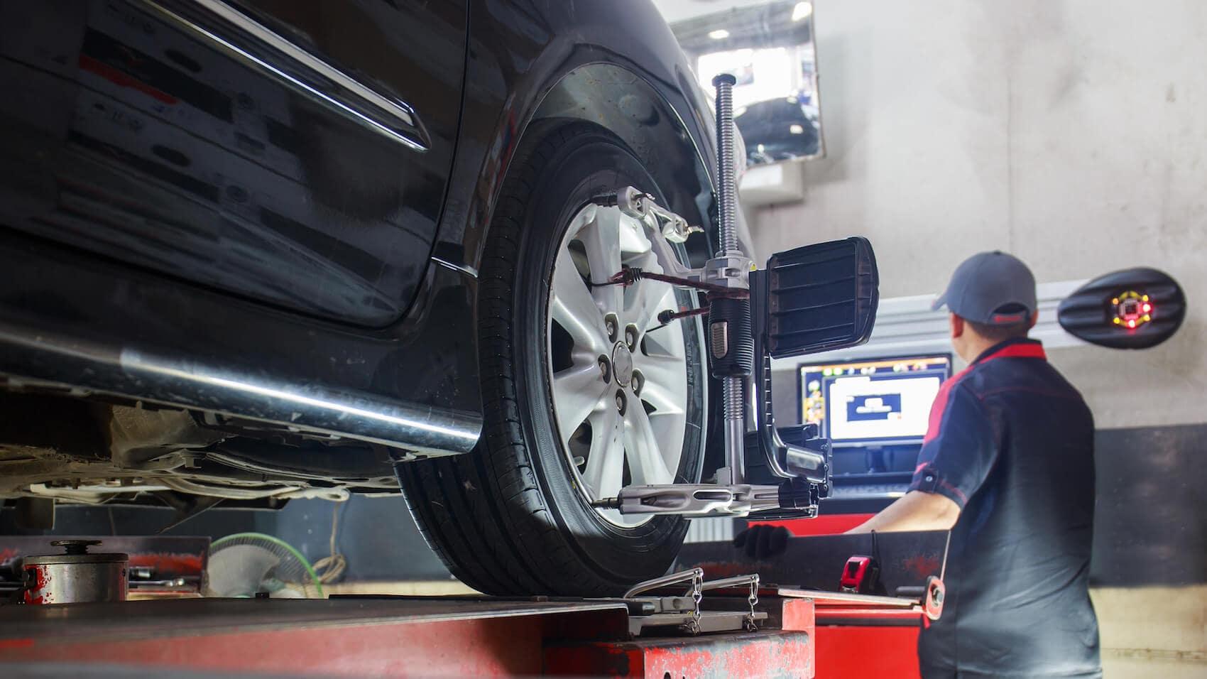 Wheel Alignment Service near Me West Covina, CA