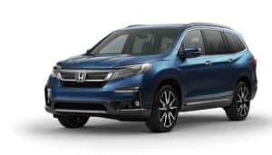 2021 Honda Pilot Technology Features West Covina CA