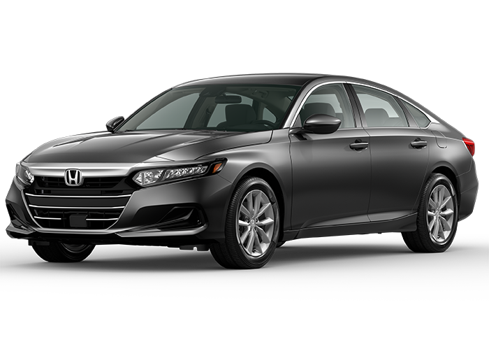 New 2021 Honda Accord LX Sedan FWD
