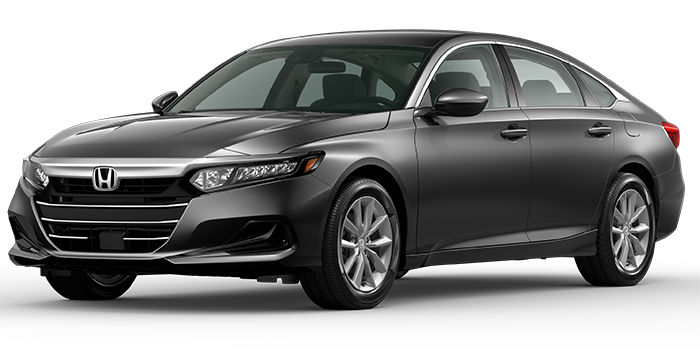 New 2021 Honda Accord LX Sedan FWD