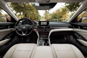 Honda Interior Features
